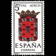 ESCUDO PROVINCIAS - AÑO 1964 - Nº EDIFIL 1559 - 1931-Hoy: 2ª República - ... Juan Carlos I