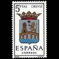 ESCUDO PROVINCIAS - AÑO 1964 - Nº EDIFIL 1561 - 1931-Hoy: 2ª República - ... Juan Carlos I