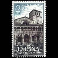 MON.STA.Mª.HUERTA - AÑO 1964 - Nº EDIFIL 1564 - 1931-Hoy: 2ª República - ... Juan Carlos I
