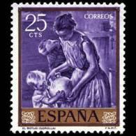 JOAQUIN SOROLLA - AÑO 1964 - Nº EDIFIL 1566 - 1931-Hoy: 2ª República - ... Juan Carlos I