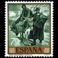 JOAQUIN SOROLLA - AÑO 1964 - Nº EDIFIL 1568 - 1931-Hoy: 2ª República - ... Juan Carlos I