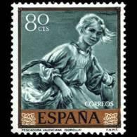 JOAQUIN SOROLLA - AÑO 1964 - Nº EDIFIL 1569 - 1931-Hoy: 2ª República - ... Juan Carlos I