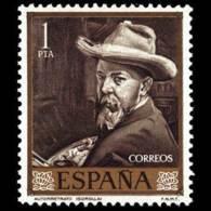 JOAQUIN SOROLLA - AÑO 1964 - Nº EDIFIL 1570 - 1931-Hoy: 2ª República - ... Juan Carlos I