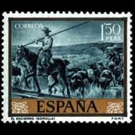 JOAQUIN SOROLLA - AÑO 1964 - Nº EDIFIL 1571 - 1931-Hoy: 2ª República - ... Juan Carlos I