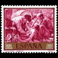 JOAQUIN SOROLLA - AÑO 1964 - Nº EDIFIL 1572 - 1931-Hoy: 2ª República - ... Juan Carlos I