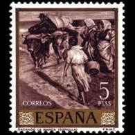 JOAQUIN SOROLLA - AÑO 1964 - Nº EDIFIL 1574 - 1931-Hoy: 2ª República - ... Juan Carlos I