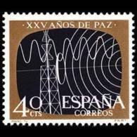 XXV AÑOS DE PAZ - AÑO 1964 - Nº EDIFIL 1578 - 1931-Hoy: 2ª República - ... Juan Carlos I