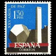 XXV AÑOS DE PAZ - AÑO 1964 - Nº EDIFIL 1583 - 1931-Hoy: 2ª República - ... Juan Carlos I
