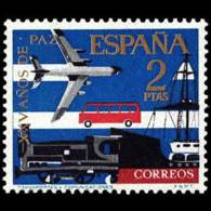 XXV AÑOS DE PAZ - AÑO 1964 - Nº EDIFIL 1584 - 1931-Hoy: 2ª República - ... Juan Carlos I