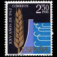 XXV AÑOS DE PAZ - AÑO 1964 - Nº EDIFIL 1585 - 1931-Hoy: 2ª República - ... Juan Carlos I