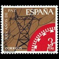 XXV AÑOS DE PAZ - AÑO 1964 - Nº EDIFIL 1586 - 1931-Hoy: 2ª República - ... Juan Carlos I