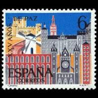 XXV AÑOS DE PAZ - AÑO 1964 - Nº EDIFIL 1588 - 1931-Hoy: 2ª República - ... Juan Carlos I