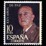 XXV AÑOS DE PAZ - AÑO 1964 - Nº EDIFIL 1589 - 1931-Hoy: 2ª República - ... Juan Carlos I