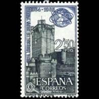 FERIA NUEVA YORK - AÑO 1964 - Nº EDIFIL 1592 - 1931-Hoy: 2ª República - ... Juan Carlos I