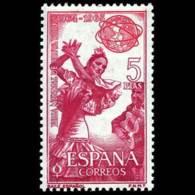 FERIA NUEVA YORK - AÑO 1964 - Nº EDIFIL 1593 - 1931-Hoy: 2ª República - ... Juan Carlos I