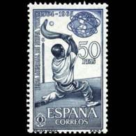 FERIA NUEVA YORK - AÑO 1964 - Nº EDIFIL 1594 - 1931-Hoy: 2ª República - ... Juan Carlos I