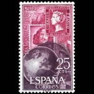 DIA MUNDIAL SELLO - AÑO 1964 - Nº EDIFIL 1595 - 1931-Hoy: 2ª República - ... Juan Carlos I