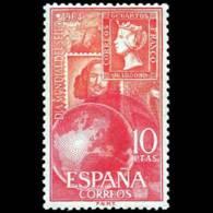 DIA MUNDIAL SELLO - AÑO 1964 - Nº EDIFIL 1597 - 1931-Hoy: 2ª República - ... Juan Carlos I