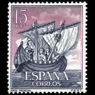 MARINA ESPAÑOLA - AÑO 1964 - Nº EDIFIL 1599 - 1931-Hoy: 2ª República - ... Juan Carlos I