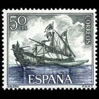 MARINA ESPAÑOLA - AÑO 1964 - Nº EDIFIL 1602 - 1931-Hoy: 2ª República - ... Juan Carlos I