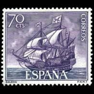 MARINA ESPAÑOLA - AÑO 1964 - Nº EDIFIL 1603 - 1931-Hoy: 2ª República - ... Juan Carlos I