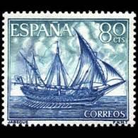 MARINA ESPAÑOLA - AÑO 1964 - Nº EDIFIL 1604 - 1931-Hoy: 2ª República - ... Juan Carlos I