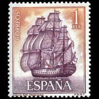 MARINA ESPAÑOLA - AÑO 1964 - Nº EDIFIL 1605 - 1931-Hoy: 2ª República - ... Juan Carlos I