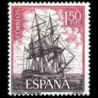 MARINA ESPAÑOLA - AÑO 1964 - Nº EDIFIL 1606 - 1931-Hoy: 2ª República - ... Juan Carlos I