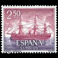 MARINA ESPAÑOLA - AÑO 1964 - Nº EDIFIL 1608 - 1931-Hoy: 2ª República - ... Juan Carlos I