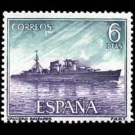 MARINA ESPAÑOLA - AÑO 1964 - Nº EDIFIL 1611 - 1931-Hoy: 2ª República - ... Juan Carlos I