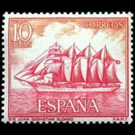 MARINA ESPAÑOLA - AÑO 1964 - Nº EDIFIL 1612 - 1931-Hoy: 2ª República - ... Juan Carlos I