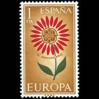 EUROPA - AÑO 1964 - Nº EDIFIL 1613 - 1931-Hoy: 2ª República - ... Juan Carlos I