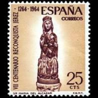 RECONQUISTA JEREZ - AÑO 1964 - Nº EDIFIL 1615 - 1931-Hoy: 2ª República - ... Juan Carlos I