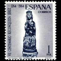 RECONQUISTA JEREZ - AÑO 1964 - Nº EDIFIL 1616 - 1931-Hoy: 2ª República - ... Juan Carlos I