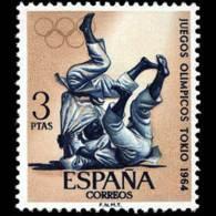 JJ.OO. TOKIO - AÑO 1964 - Nº EDIFIL 1620 - 1931-Hoy: 2ª República - ... Juan Carlos I