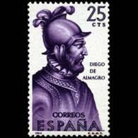 FORJADORES AMÉRICA - AÑO 1964 - Nº EDIFIL 1622 - 1931-Hoy: 2ª República - ... Juan Carlos I