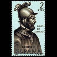 FORJADORES AMÉRICA - AÑO 1964 - Nº EDIFIL 1626 - 1931-Hoy: 2ª República - ... Juan Carlos I