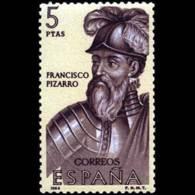 FORJADORES AMÉRICA - AÑO 1964 - Nº EDIFIL 1629 - 1931-Hoy: 2ª República - ... Juan Carlos I