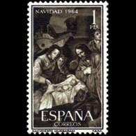 NAVIDAD - AÑO 1964 - Nº EDIFIL 1630 - 1931-Hoy: 2ª República - ... Juan Carlos I