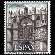 SERIE TURISTICA - AÑO 1965 - Nº EDIFIL 1644 - 1931-Hoy: 2ª República - ... Juan Carlos I