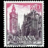 SERIE TURISTICA - AÑO 1965 - Nº EDIFIL 1647 - 1931-Hoy: 2ª República - ... Juan Carlos I