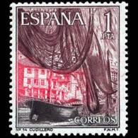 SERIE TURISTICA - AÑO 1965 - Nº EDIFIL 1648 - 1931-Hoy: 2ª República - ... Juan Carlos I