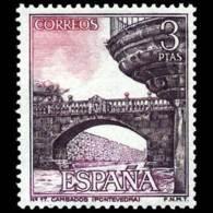 SERIE TURISTICA - AÑO 1965 - Nº EDIFIL 1651 - 1931-Hoy: 2ª República - ... Juan Carlos I