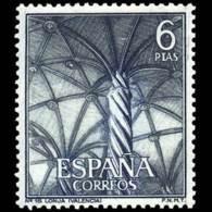 SERIE TURISTICA - AÑO 1965 - Nº EDIFIL 1652 - 1931-Hoy: 2ª República - ... Juan Carlos I