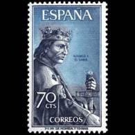 PERSONAJES - AÑO 1965 - Nº EDIFIL 1654 - 1931-Hoy: 2ª República - ... Juan Carlos I