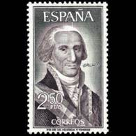 PERSONAJES - AÑO 1965 - Nº EDIFIL 1655 - 1931-Hoy: 2ª República - ... Juan Carlos I