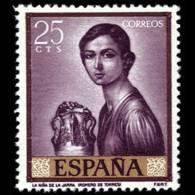 ROMERO DE TORRES - AÑO 1965 - Nº EDIFIL 1657 - 1931-Hoy: 2ª República - ... Juan Carlos I