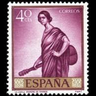 ROMERO DE TORRES - AÑO 1965 - Nº EDIFIL 1658 - 1931-Hoy: 2ª República - ... Juan Carlos I