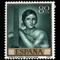 ROMERO DE TORRES - AÑO 1965 - Nº EDIFIL 1660 - 1931-Hoy: 2ª República - ... Juan Carlos I