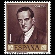ROMERO DE TORRES - AÑO 1965 - Nº EDIFIL 1661 - 1931-Hoy: 2ª República - ... Juan Carlos I